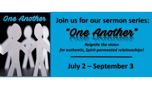 "July 2, 2017 ""Honor One Another"""