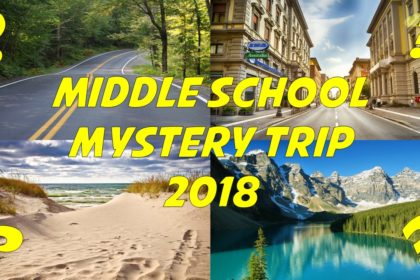 Middle School Mystery Trip
