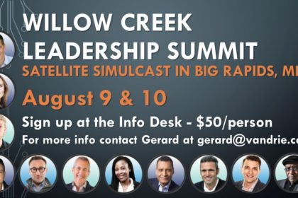 Willow Creek Leadership Summit Simulcast