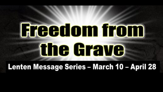 April 21, 2019 Freedom from Death