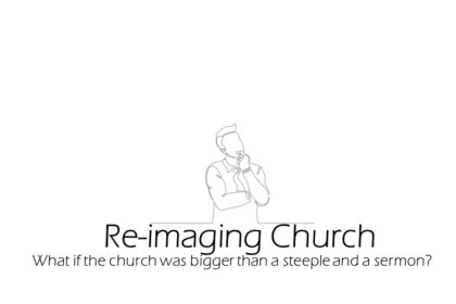 October 11, 2020 The Church is People